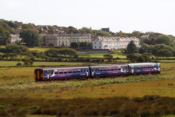 West Cumbria - July 2011
