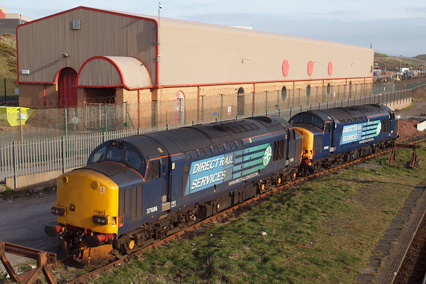 West Cumbria - March 2012